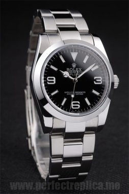 Rolex Explorer The Newest Stainless Steel 40*36MM Replica Watches 4841