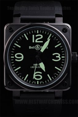Bell & Ross Carbon 90% Off Men's Stainless Steel Replica Watches Be3457