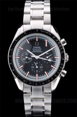 Omega Speedmaster High Quality Men's Automatic Replica Watches Om4505