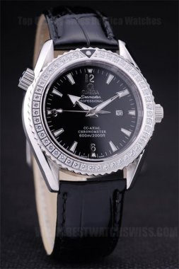 Omega Seamaster 60% Off Ladies' Sapphire Crystal Replica Watches Om4420