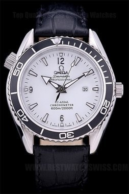Omega Seamaster Best Value Men's Sapphire Crystal Replica Watches Om4435