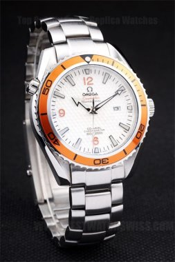 Omega Seamaster The Hottest Men's Automatic Replica Watches Om4445