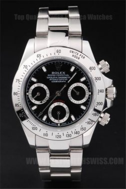 Rolex Daytona Professional Men's Sapphire crystal Replica Watches R53