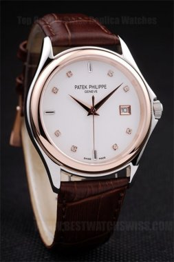 Patek Philippe Calatrava High Technology Men's Automatic Replica Watches PP4630