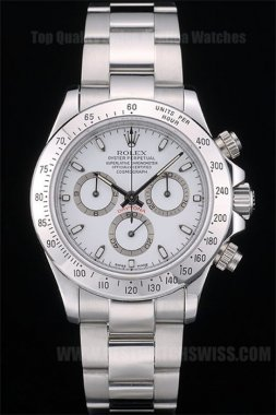 Rolex Daytona 2019 Men's Sapphire Crystal Replica Watches R80297