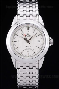 Omega Deville Hot Sale Men's Automatic Replica Watches Om4413