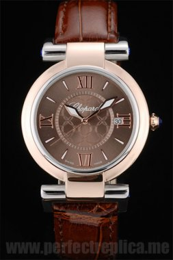 Chopard Luxury Sapphire Crystal 36*36MM Replica Watches 3875