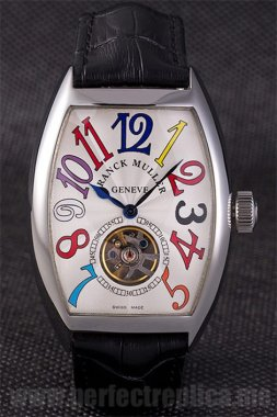 Franck Muller Casablanca Fast Shipping Automatic 49*42MM Replica Watches 80102