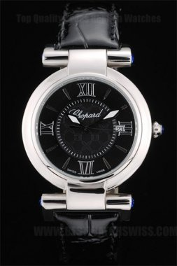 Chopard Professional Men's Stainless Steel Replica Watches Ch3873