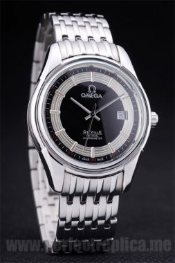 Omega Deville Top Quality Automatic 44*35MM Replica Watches 4382