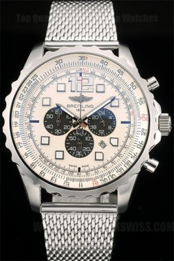 Breitling Navitimer Discount Price Men's Stainless Steel Replica Watches Br3470