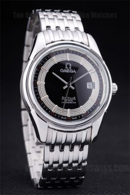 Omega Deville Highest Quality Men's Automatic Replica Watches Om4382