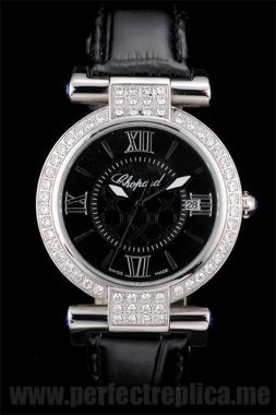 Chopard Top Seller Battery 36*36MM Replica Watches 3874
