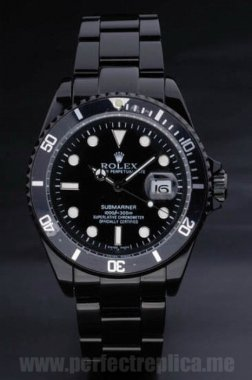 Rolex Submariner Quality Sapphire Crystal 47*40MM Replica Watches rl112