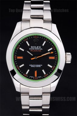 Rolex Milgaus Best Choice Men's Automatic Replica Watches R191
