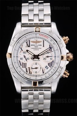 Breitling Certifie Greatest Men's Sapphire Crystal Replica Watches Br80289