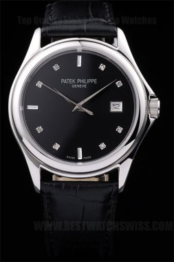 Patek Philippe Calatrava 2019 Men's Automatic Replica Watches PP4628