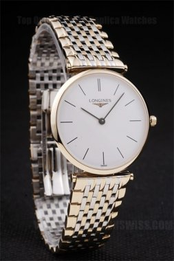 Longines Best Designer Men's Quartz Replica Watches Lo4183