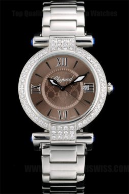 Chopard Luxury Men's Sapphire Crystal Replica Watches Ch3872