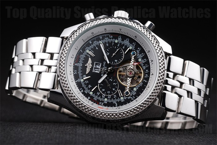 Breitling Bentley Hot Sale Men's Sapphire Crystal Replica Watches Br3591