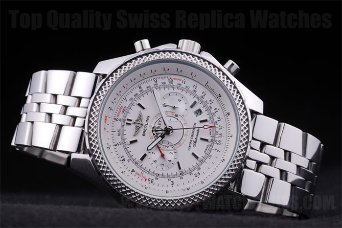 Breitling Bentley Professional Men's Sapphire Crystal Replica Watches Br3581