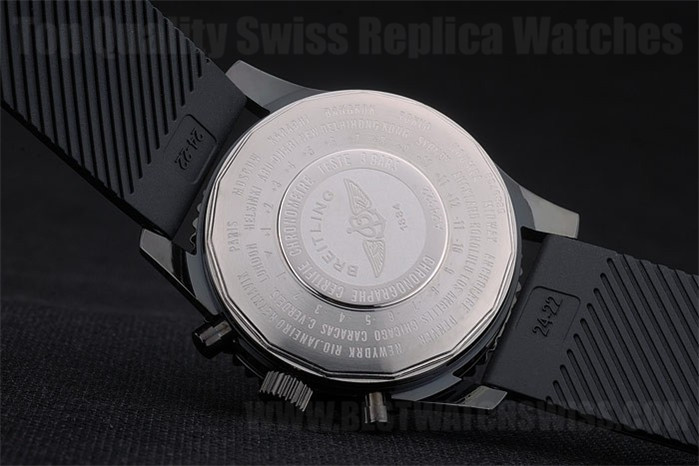 Breitling Certifie Cheapest Men's Sapphire Crystal Replica Watches Br80180