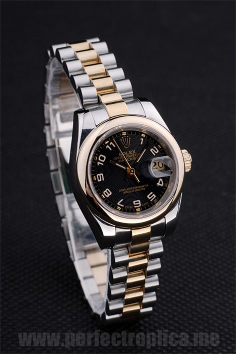 Rolex Datejust Professional Stainless Steel 34*26MM Replica Watches 4746