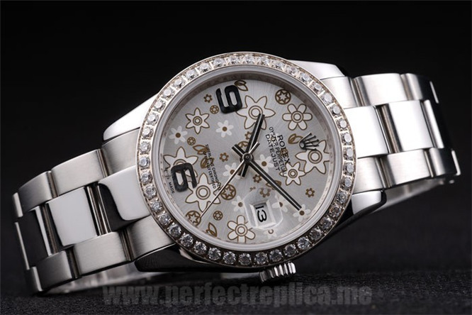 Rolex Datejust Most popular Automatic 36*40MM Replica Watches 4686
