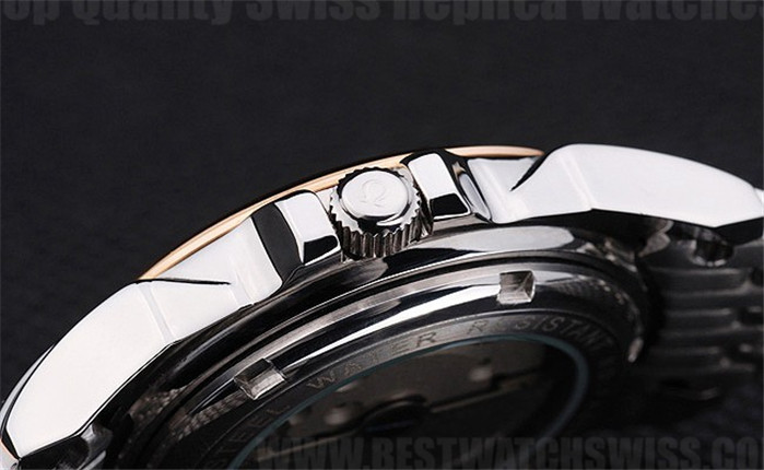 Omega Deville Greatest Men's Automatic Replica Watches Om4412