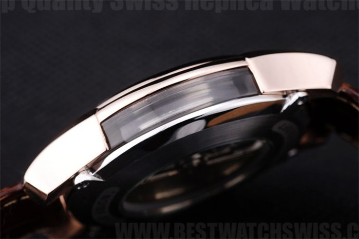 Omega Deville Best Designer Men's Automatic Replica Watches Om4385