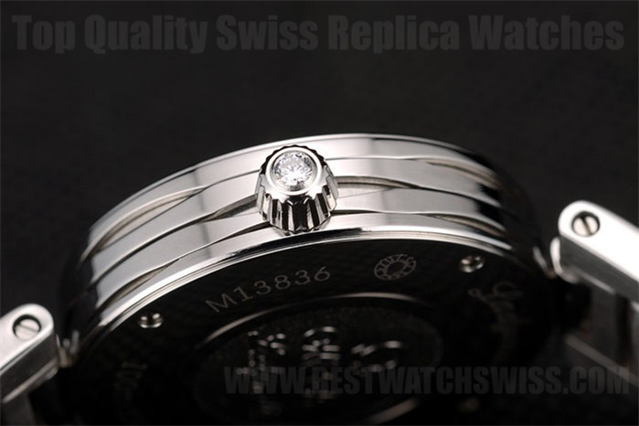 Omega Deville Hot Sales Ladies' Sapphire Crystal Replica Watches Om4371
