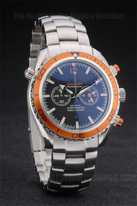 Omega Seamaster Best Men's Quartz Replica Watches Om80241