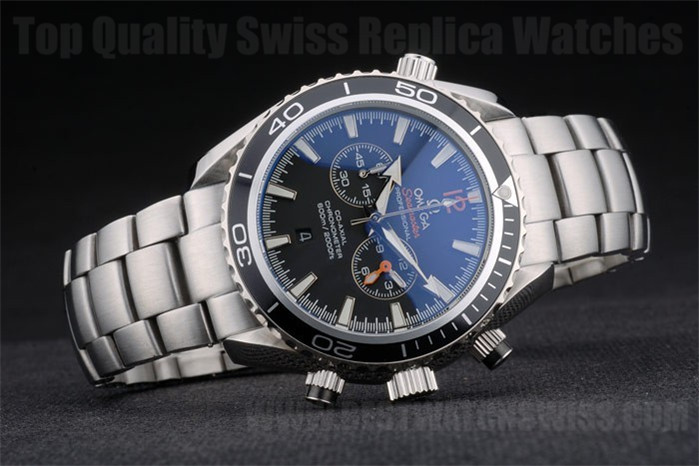 Omega Seamaster Professional Men's Stainless Steel Replica Watches Om80240
