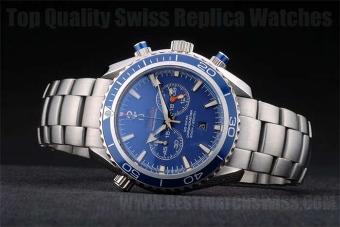 Omega Seamaster Great Men's Stainless Steel Replica Watches Om80239