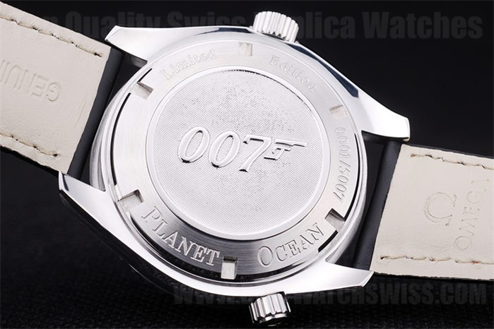 Omega Seamaster 75% Off Men's Automatic Replica Watches Om4448
