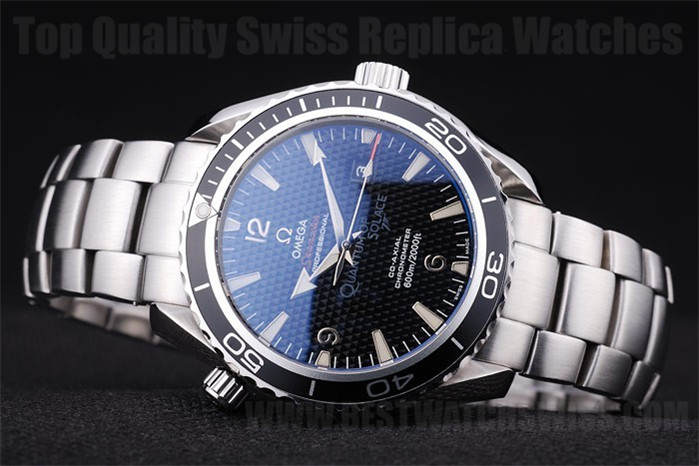 Omega Seamaster The Newest Men's Sapphire Crystal Replica Watches Om4449