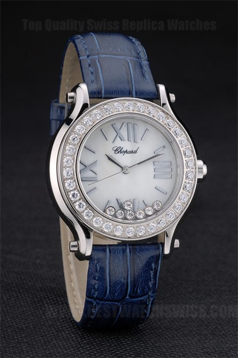 Chopard High Technology Ladies' Quartz Replica Watches Ch80275