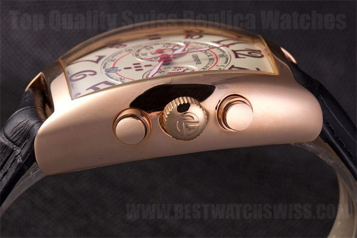 Franck Muller Hot Sale Men's Sapphire Crystal Replica Watches Fr80279