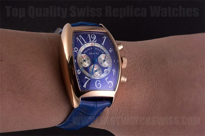 Franck Muller High Quality Men's Quartz Replica Watches Fr80278
