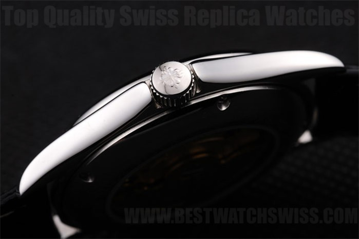 Patek Philippe Calatrava Top Quality Men's Sapphire Crystal Replica Watches PP4629