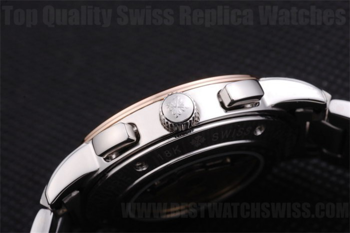 Patek Philippe Calatrava Professional Men's Stainless Steel Replica Watches PP4633