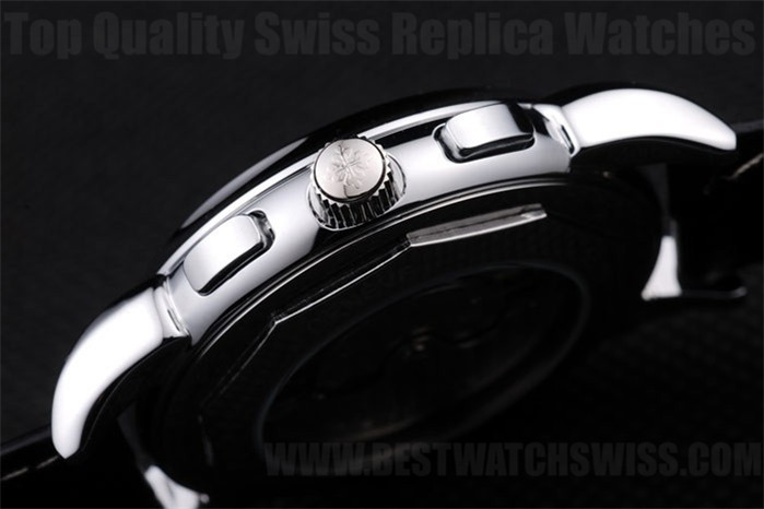 Patek Philippe Complicated Top Quality Men's Automatic Replica Watches PP4612