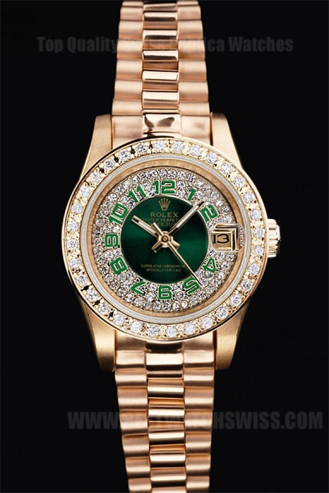 real from fake rolex