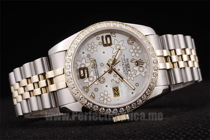 Rolex Datejust High Technology Ladies' Automatic Replica Watches R4668