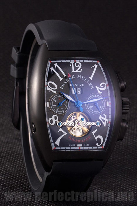Franck Muller Casablanca factory direct Automatic 49*42MM Replica Watches 80103